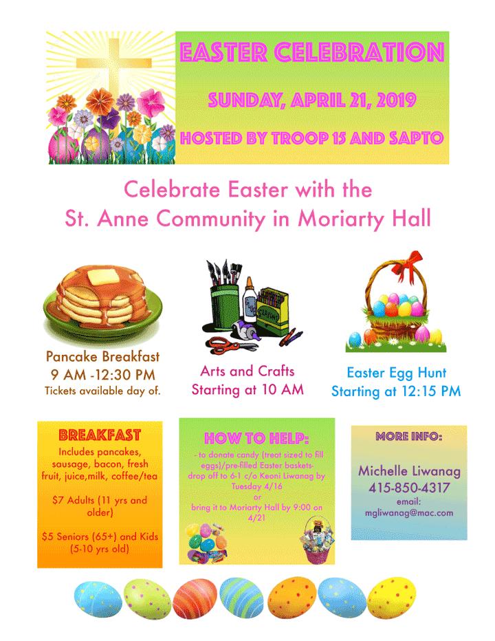Easter 2019 Celebration