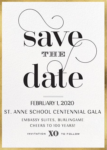 St. Anne School Centennial Gala