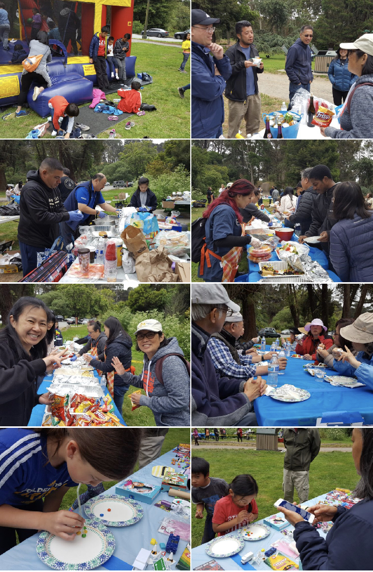 2019 Parish Picnic Photos