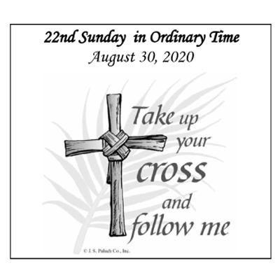 Bulletin August 30, 2020